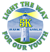 LIGHT THE WAY FOR OUR YOUTH 5K Run/Walk, 2 Mile walk, 1/2mile Kids Fun Run