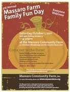 3rd Annual Family Fun Day at Massaro Community Farm!