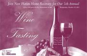 New Haven Home Recovery's 5th Annual Wine Tasting