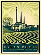"""Movie """"Urban Roots"""" and Commnity Potluck"""