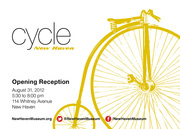 Cycle New Haven Exhibit Opening Reception