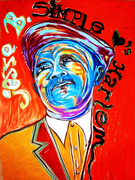 A Tribute to Langston Hughes at Lyric Hall