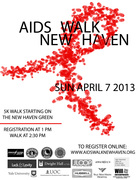 AIDS Walk New Haven 2013