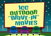 """Outdoor """"Drive-In"""" Movie"""