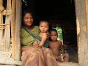Barn Party to Save Mom & Babies in Laos