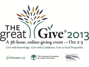 The Great Give® 2013