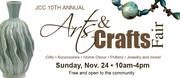 10th Annual JCC Arts & Crafts Fair