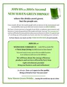 New Haven GreenDrinks