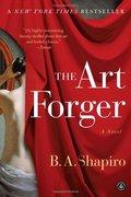 Author B.A. Shapiro, The Art Forger