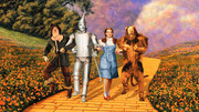 JCC YouthTheatre presents the Wizard of Oz