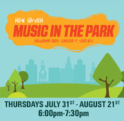 Music in the Parks - Slammin' Band feat. Ricky Draughn