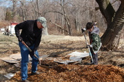 Spring Service Day @ Massaro Community Farm