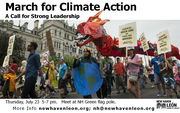 March for Climate Action/Leadership