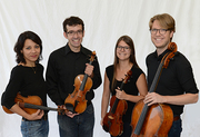 The Haven String Quartet presents: Quartet Roulette
