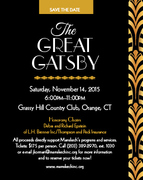 Marrakech's Great Gatsby Gala!
