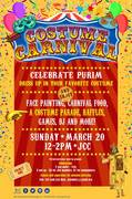 Purim Costume Carnival
