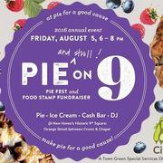 Pie On9 Pie Fest / Fundraiser / Block Party
