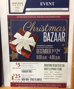 Mary Wade Christmas Bazaar