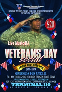 Veterans Day Social