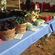 Fall Pre-Thanksgiving Produce Sale