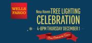 New Haven Tree Lighting Ceremony 2016