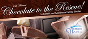 Columbus House's 15th Annual Chocolate to the Rescue!