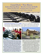 Canal Dock/New Haven Indoor Rowing Relay & Raffle