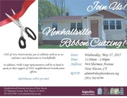 Newhallville Home Ribbon Cutting!