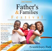 2nd Annual Father's and Families Event