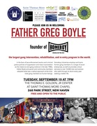 Father Greg Boyle, Founder of Homeboy Industries
