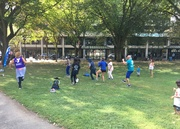 Zumba on the Green