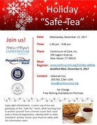 Holiday Safe-Tea