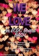 We Love: an ECDC Board Bash