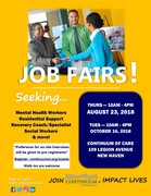 Continuum of Care Job Fair