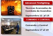 Técnicas Avanzadas de Combate de Incendios y Comando y Control