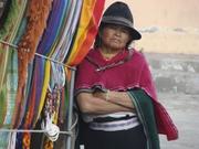 Salasaca Woman