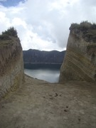 Quilotoa entry