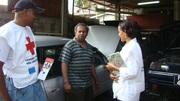 TT Red Cross - ODOE 2011 - DipECHO 8 Community Visit 2