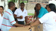 TT Red Cross - ODOE 2011 - Cans of Hope Collection Drive (5)