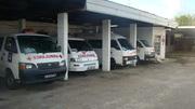 TT Red Cross - ODOE 2011 - Early morning 2