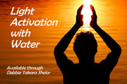 Light Activation with Water