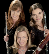 Classical Revolution: LA First Saturdays Happy Hour with Ceora Winds!