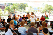 Active Arts at The Music Center: Drum Downtown