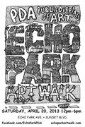 4th Annual Echo Park Art Walk!