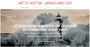 Art of Hosting Buenos Aires 2018