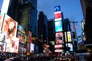 New York City- Time Square