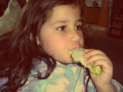 My Little Vegetarian Superstar!
