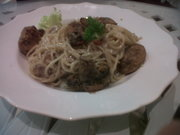 Shapgetti Mushroom Vegetarian