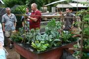 Aquaponics Meetup @Olomana Gardens