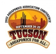 2013 Aquaponics Association Conference. Sep 20 -22, Tucson AZ. keynote Joel Salatin
